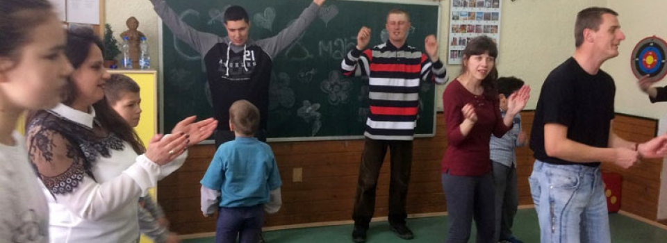 Women's Day in Day Care Center for children with disabilities in Čajetina